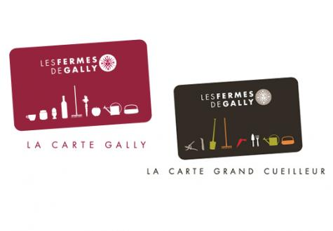 cartes gally